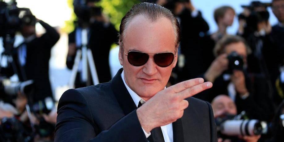 Tarantino dévoile l'affiche de son prochain film