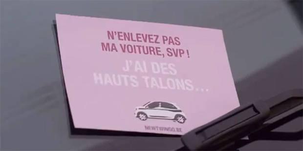 Renault choque avec une pub sexiste - La DH
