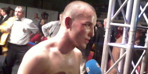 Le boxeur Steve Jamoye condamné à 4 ans de prison - La DH
