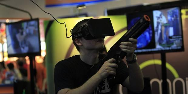 Gare aux jeux vidéos violents! - La DH