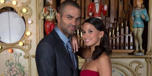 Tony Parker s'est marié avec sa compagne Axelle Francine - La DH