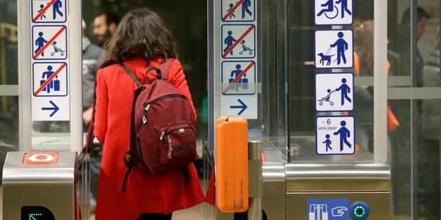 Hausse des fraudes dans les transports en commun - La DH