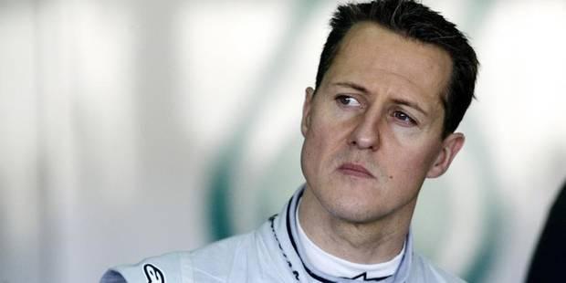 Vol du dossier médical de Schumacher : un suspect se pend en prison - La DH