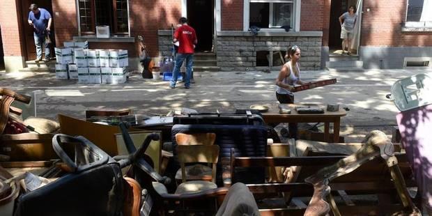 Ittre: les inondations empêchent les soirées du 15 août - La DH