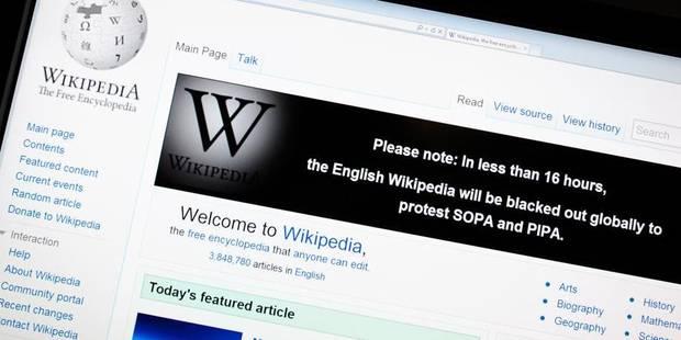 Wikipedia crie à la censure après la décision européenne sur le droit à l'oubli - La DH