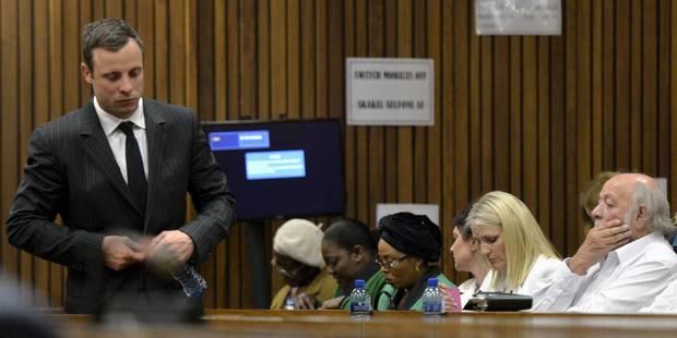 Le verdict du procès Pistorius sera rendu le 11 septembre - La DH