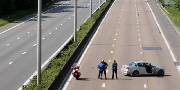 Un policier renversé par une voiture à Grâce-Hollogne - La DH