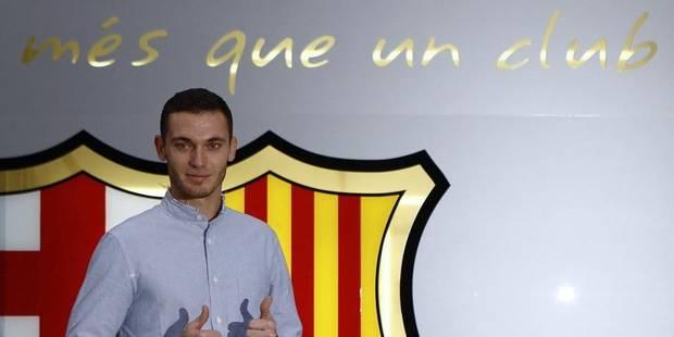 """Vermaelen: """"Ce club va me rendre meilleur"""" - La DH"""