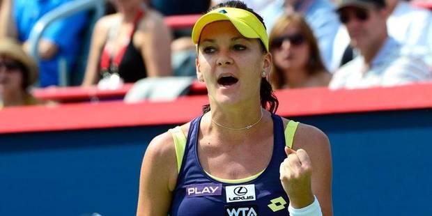 Montréal: Radwanska triomphe face à Venus Williams - La DH