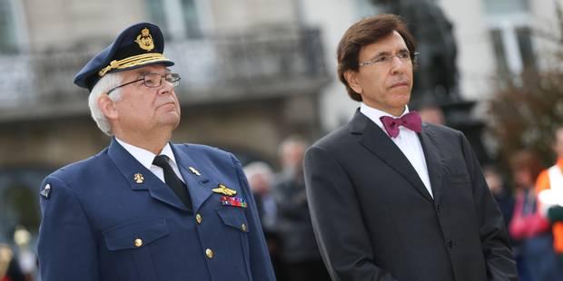 Visite surprise du chef de la Défense belge en Afghanistan - La DH
