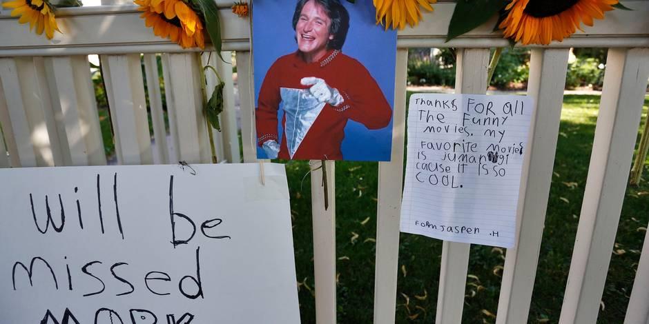 Robin Williams s'est pendu