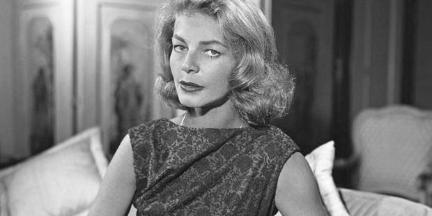 Mort de la légende d'Hollywood Lauren Bacall - La DH