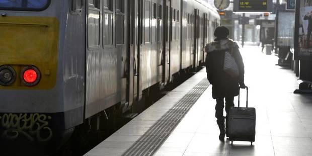 Le gouvernement approuve le nouveau plan national de transport de la SNCB - La DH