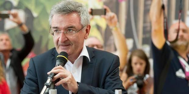 René Collin (ministre cdH), roi des cumulards - La DH