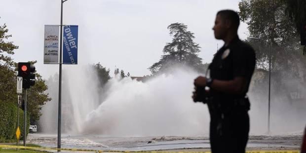 Un jeune Noir atteint de troubles mentaux tué par la police à Los Angeles - La DH
