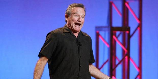Un hommage WoW à Robin Williams - La DH