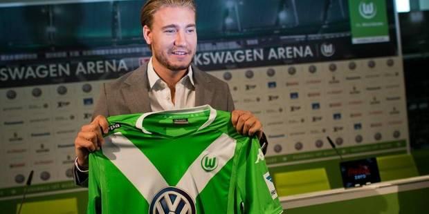 Bendtner signe pour 3 ans à Wolfsburg - La DH