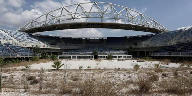 Athènes, 10 ans après les JO... des sites à l'abandon (photos) - La DH