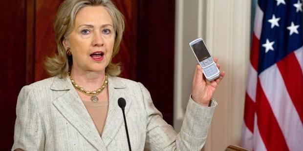 Les services secrets allemands ont espionné Hillary Clinton - La DH