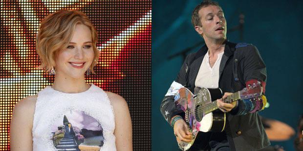 Jennifer Lawrence en couple avec Chris Martin ? - La DH