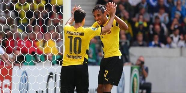 Coupe d'Allemagne: Dortmund et Mönchengladbach passent, Stuttgart trépasse - La DH