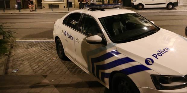 Un homme blessé d'un coup de couteau à Charleroi - La DH
