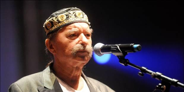 Le chanteur Pierre Vassiliu est décédé à 76 ans - La DH