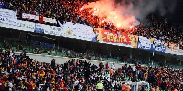 Galatasaray à Bruxelles: Ils ont mis le feu au stade Machtens - La DH