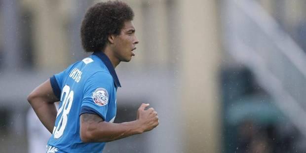 Barrages C1: Witsel suspendu face au Standard - La DH