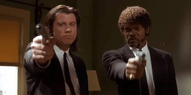 Tous les morts des films de Tarantino en 4 minutes