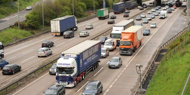 Un camion sur sept est dangereux pour la circulation
