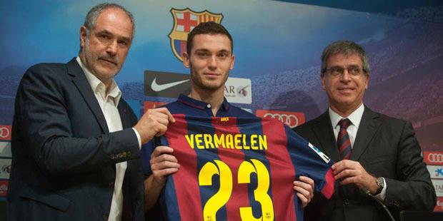 Le Barça interdit de transfert jusqu'en 2016 - La DH