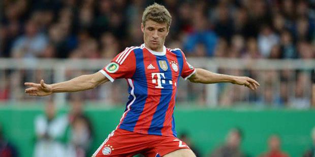La déclaration d'amour de Thomas Müller au Bayern - La DH