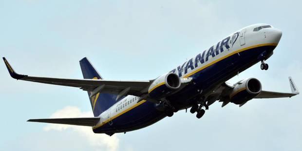 Ryanair: trois liaisons quotidiennes entre Zaventem et Dublin - La DH