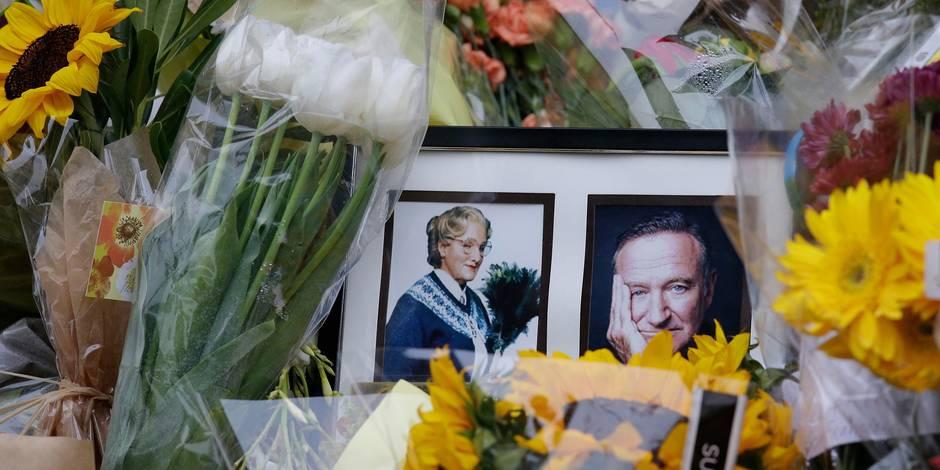 Les cendres de Robin Williams dispersées en mer