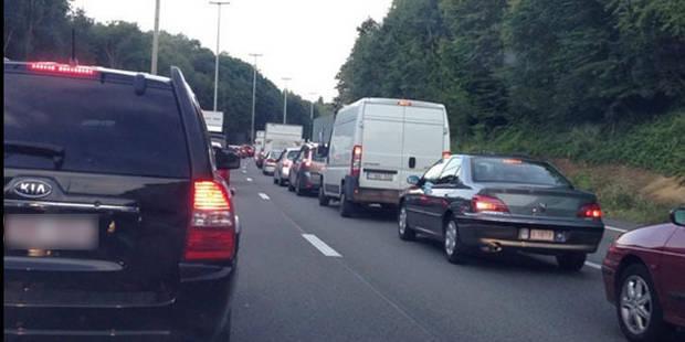 Les deux voies libérées sur le ring intérieur de Bruxelles - La DH