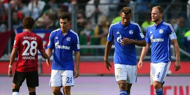 Bundesliga: début de saison raté pour Schalke - La DH