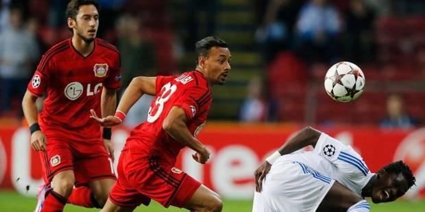 Allemagne: Bellarabi (Leverkusen) marque le but le plus rapide de l'histoire de la Bundesliga - La DH