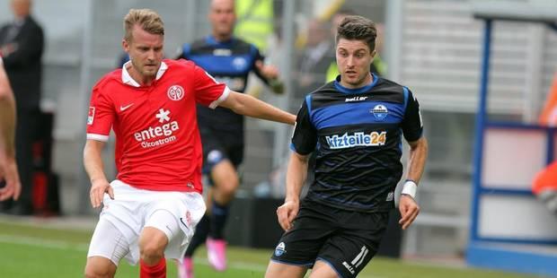 Bundesliga: 1er point pour le nouveau-venu Paderborn - La DH