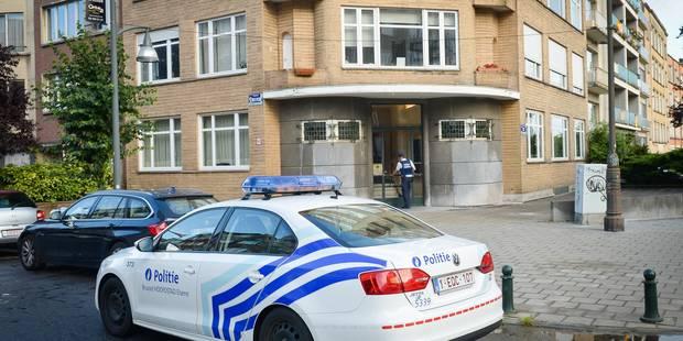 Corps retrouvé à Ixelles: le décès n'est pas suspect, selon l'autopsie - La DH