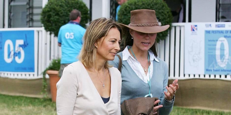 La mère de Kate Middleton, snob et hautaine ?