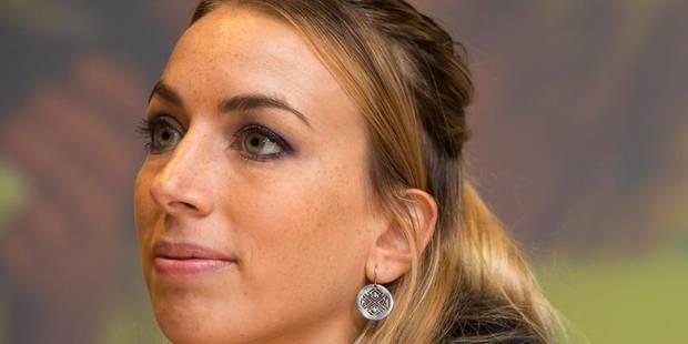Charline Van Snick porte plainte contre X - La DH