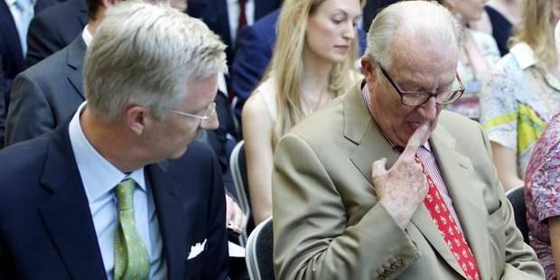 Conflit financier entre père et fils au Palais royal - La DH