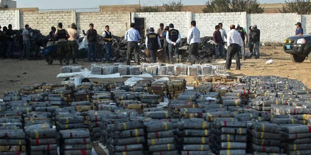 Découverte de plusieurs tonnes de cocaïne destinées à la Belgique - La DH