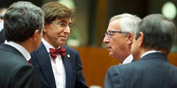"""Di Rupo """"n'aime pas qu'on montre du doigt la Belgique comme le mauvais élève"""" - La DH"""