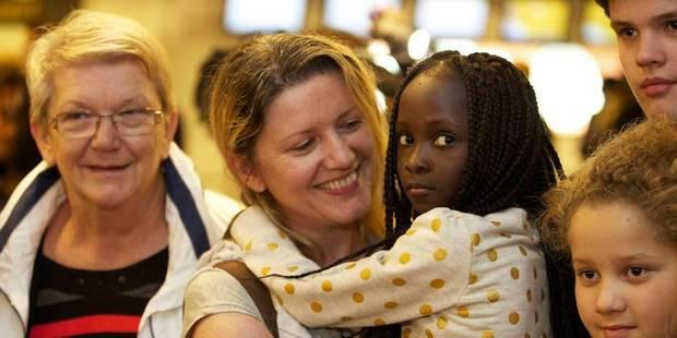 Enfant adopté au Congo: Mme Sénéchal de retour en Belgique - La DH