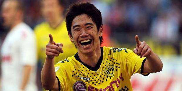Shinji Kagawa de retour à Dortmund - La DH