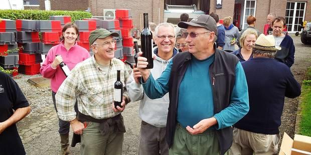 Vin de Liège cherche bénévoles - La DH