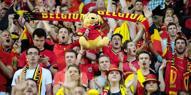 L'Union belge refuse de vendre des places à ses supporters - La DH