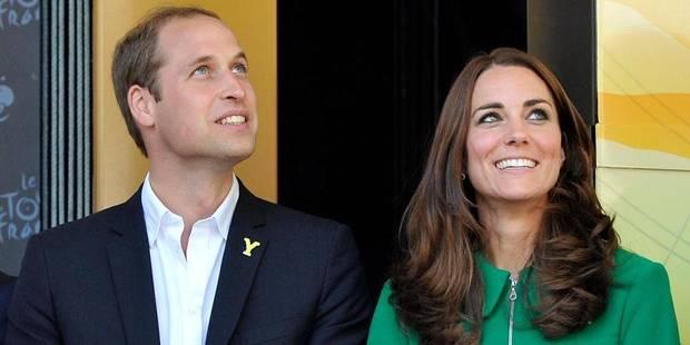 William et Kate attendent un deuxième enfant - La DH